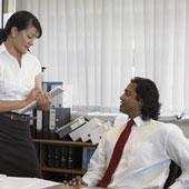 Работа секретарь